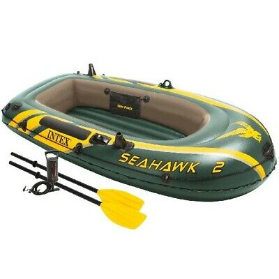 Intex Seahawk 2-Persoons Boot Set