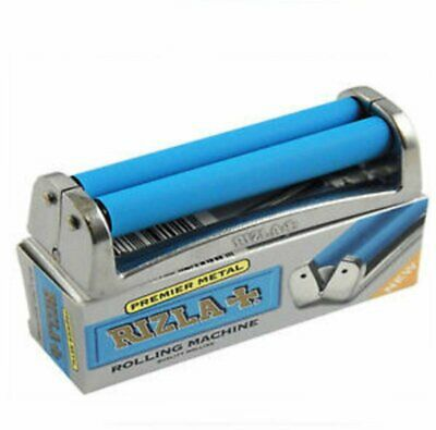Genuine RIZLA REGULAR SIZE Premium Metal Cigarette Rolling-Machine NEW UK
