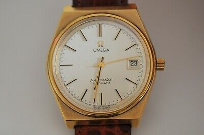 Vintage Omega Seamaster Automatic watch cal 1010 case 166.0203