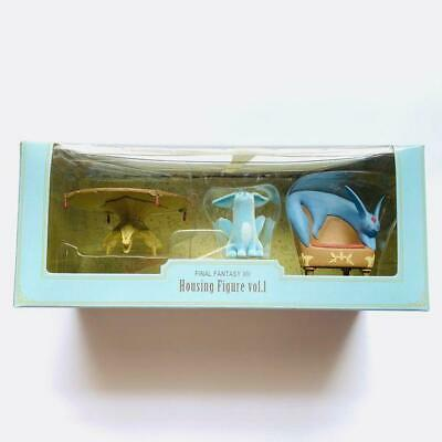 Final Fantasy XIV TAITO  Carbuncle Housing figure JAPAN FF14 Not for sale rare