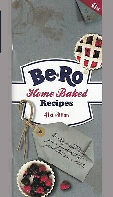 Be-Ro Home Baked Recipes 41st Edition Cook Book(Paperback) New