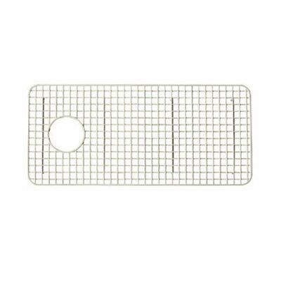 Rohl WSG3618WH Stainless Steel Wire Basin Rack for the Rohl RC3618 Kitchen
