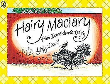 Hairy Maclary from Donaldson's Dairy by Dodd, Lynley-ExLibrary