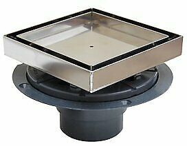 Sioux Chief 821-2Ltq Tile-In Drain Head Only For Tile Shower Drain - Fits 821