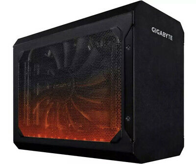 GIGABYTE AORUS GAMING Box Thunderbolt (No GPU) eGPU Enclosure
