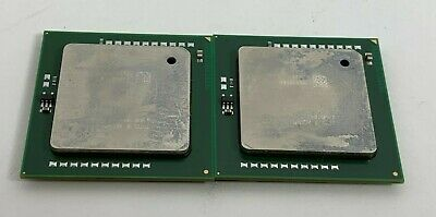 Intel Xeon SL7PE 1M socket 604 CPUs 800 MHz 2x IBM 38L5292 3.0 GHz