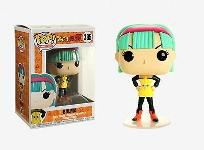 Funko Pop Animation: Dragon Ball Z - Bulma Vinyl Figure Item #32247