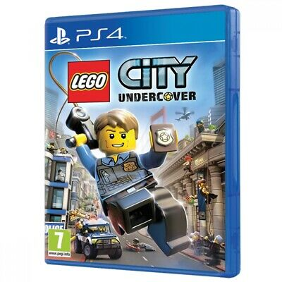 Lego City Undercover PS4 Game