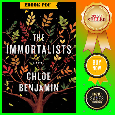 BOOK{P.D.F} The Immortalists by Chloe Benjamin BUY and get this book now!☆☆☆☆☆