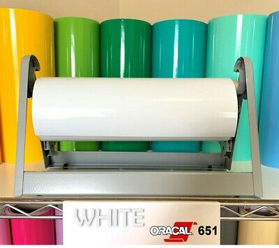 ORACAL 751 GLOSSY Vinyl Rolls 12 Inch x 6 Feet - 79 Assorted Colors