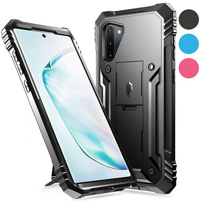 Galaxy Note 10 / Note 10 Plus Case,Poetic® Hybrid TPU Bumper Clear Back Cover