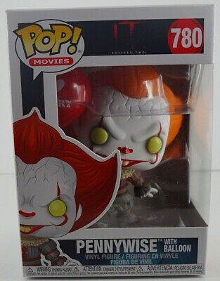 Funko Pop Movies IT Chapter Two Pennywise with Balloon #780