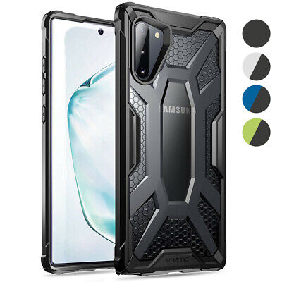 Samsung Galaxy Note 10 Plus / Note 10 Case Poetic® Clear Bumper Protective Cover