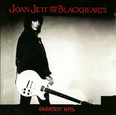 Greatest Hits Joan Jett & The Blackhearts Audio CD 1 Disc 12 Track Bad Reputatio