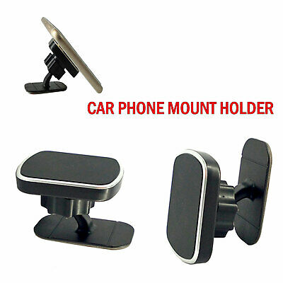 In Car Magnetic Phone Holder Dashboard Dash Mount Universal for Smart Phone 2019