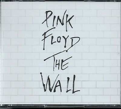 PINK FLOYD - The Wall - 2xCD Album *Fat-Box Casing* *Remastered*