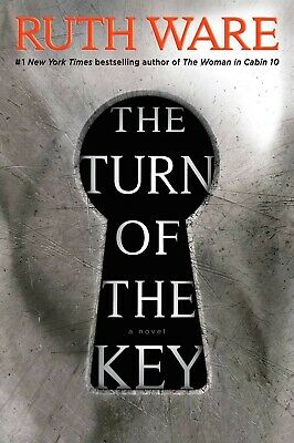 The Turn of the Key by Ruth Ware Hardcover  Suspense Thrillers Murder
