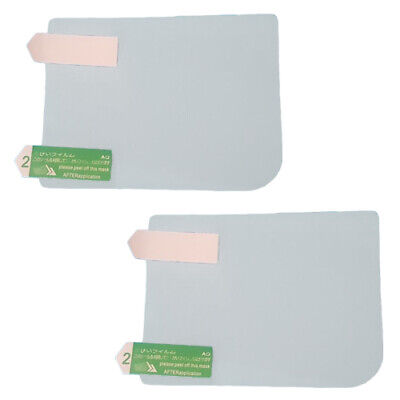Screen protector for Game Boy DMG-01 Nintendo full face - 2 pack clear | ZedLabz