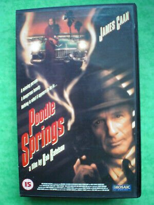 Poodle Springs  (James Caan)  -    Big Box Original Rare & Deleted