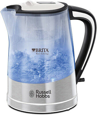 Universal 6 Pk of Water Filters to fit Russell Hobbs 20760 18554 Purity Kettles