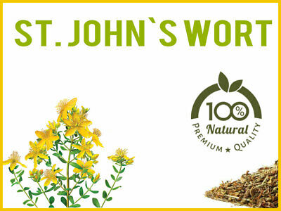 St Johns Wort 6600mg Veg Capsules Multi Listing LetterBox Friendly -CLEAN