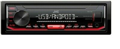 JVC KD-X152 Autoradio Mp3 USB / Radio RDS, Kein Mechanik CD, Neu