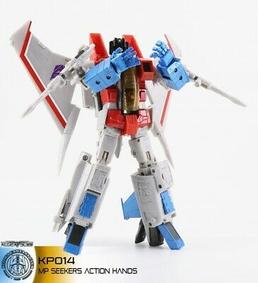 KFC - KP-14S Posable Hands for MP-11 starscream in US