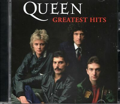 Queen - Greatest Hits (2011 CD) Remastered (New)
