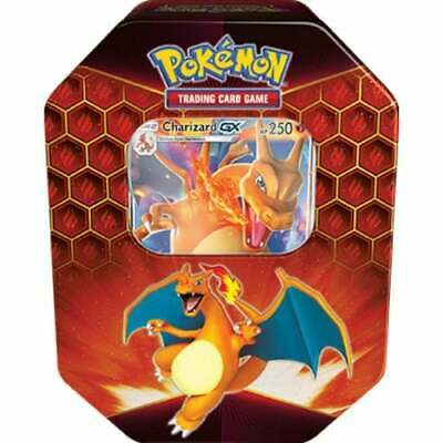 Hidden Fates Tin - Charizard GX * Hidden Fates * Pokemon
