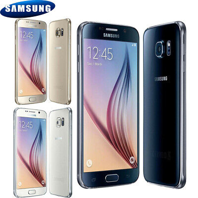 Brand New Samsung Galaxy S7 /S6 /S5 4G LTE Unlocked Smartphone(AT&T, T-Mobile)