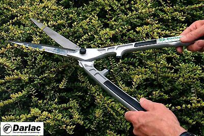 """Lightweight Garden Shears Stainless Steel 8"""" Blade Pruning Topiary from Darlac"""