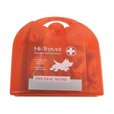 Rosewood Options Travel First Aid Kit For Dogs