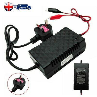 Automatic Smart Trickle Toy Intelligent 12V Motorcycle Motorbike Battery Charger
