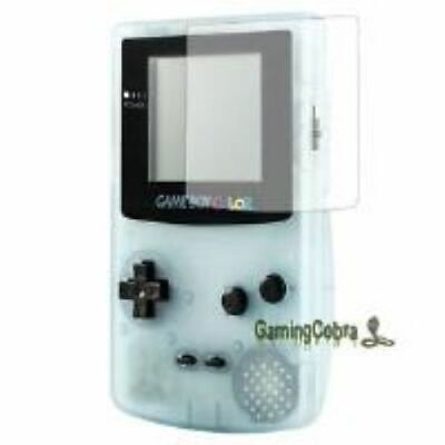 Screen protector for Game Boy Color Nintendo - 2 pack clear | ZedLabz