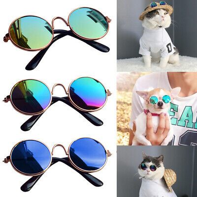 Dog Cat Pet Glasses For Pet Little Dog Eye-wear Puppy Sunglasses Photos Props Fi