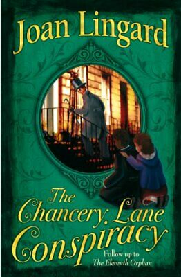 The Chancery Lane Conspiracy,Joan Lingard