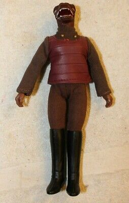 "1974 Mego 8"" Original Type 2 Action Figure Star Trek Alien Gorn Captain"
