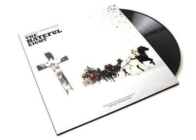 Quentin Tarantino's The Hateful Eight (Soundtrack) [2LP] 180 Gram, 2 posters/SS