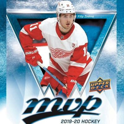 2019-20 Upper Deck MVP NHL Hockey Cards Pick From List (Base, SP and Rookies)