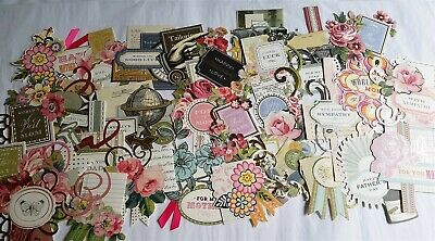 Anna Griffin Occasional Collage Card Making Toppers 20 pc