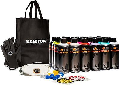 Graff-City Spray Paint Starter Set Grande