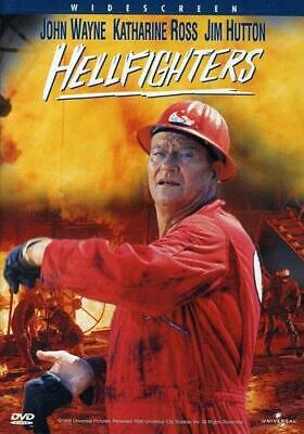 "Hellfighters DVD John Wayne ""carries the torch"" Action & Adventure Romance G DVD"