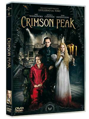 Dvd Crimson Peak 361118