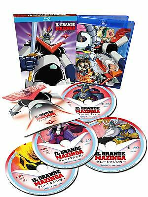 Blu Ray Mazinga Z  Vol.2 (4 Blu Ray) .......NUOVO