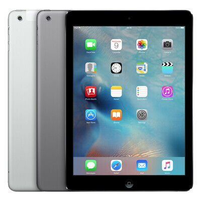 Apple iPad Air 1. Generation 16GB (9,7 Zoll) WLAN + Cellular Top Angebot WOW