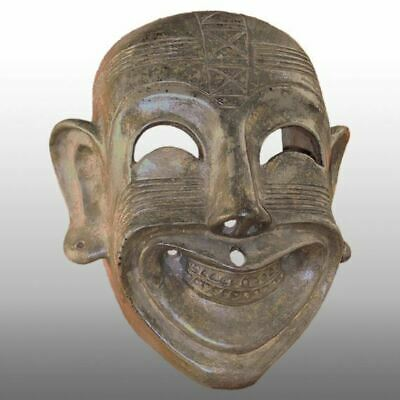 PRECOLUMBIAN CERAMIC MASK - Ancient Phoenicia