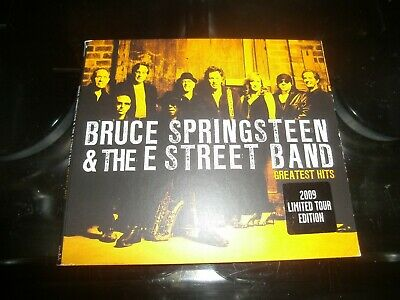 BRUCE SPRINGSTEEN & THE E STREET BAND - GREATEST HITS       CD Album     (2009)