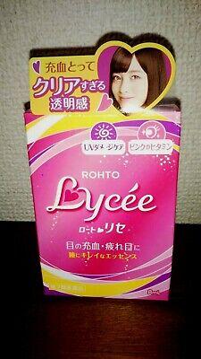 ROHTO Eye Drops Lycee from Japan