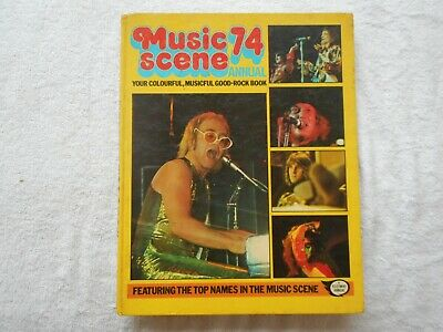 Music Scene 74  -  Annual  - Hardcover