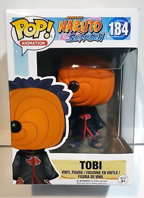 Funko Pop! Animation Naruto Shippuden - Tobi #184